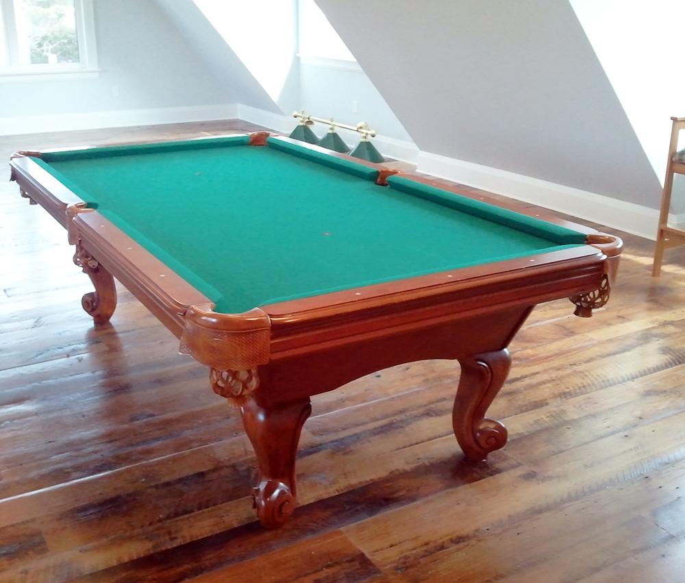 Billiard Room Toronto